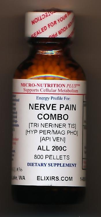 Click for details about *Nerve Pain Combo 200C economy 1 oz pellets