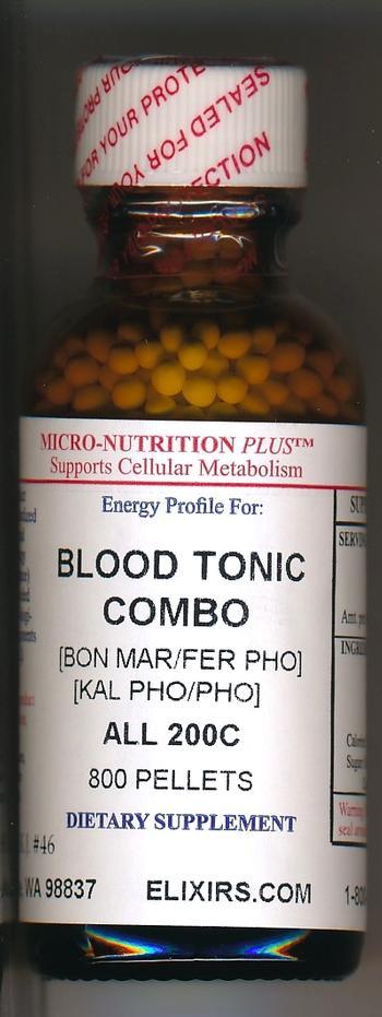 Click for details about Blood Tonic 200C economy 1 oz 800 pellets