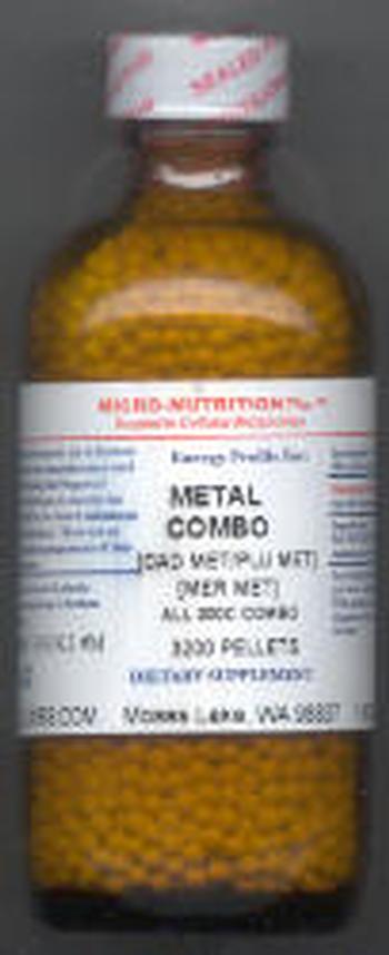 Click for details about Metal Detox Combo 200C economy 1 oz 800 pellets
