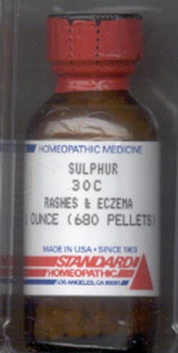 Click for details about Sulphur 30C economy 1 oz 800 pellets