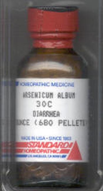 Click for details about Arsenicum Album 30C economy 1 oz pellets