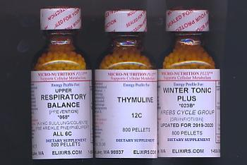 Click for details about Flu Health Kit 3 remedies