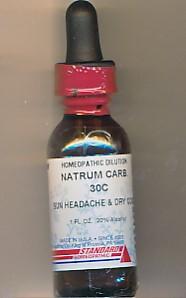 Click for details about Natrum Carb 30C 1 fluid ounce