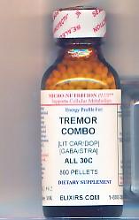 Click for details about Essential Tremor Combo 30C 1 oz pellets
