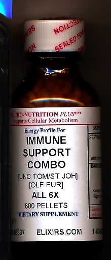 Click for details about Immune Support Combo 6X  economy 1 oz 800 pellets
