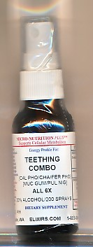 Click for details about Teething Combo 6X 1 oz spray