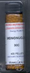 Click for details about Mononucleosis 30C  400 pellets
