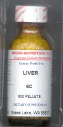 Click for details about Liver 6C 1 oz pellets