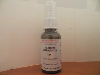 Click for details about Natrum Mur 12X 1 fluid ounce